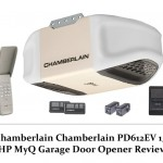 Chamberlain Chamberlain PD612EV HP MyQ Garage Door Opener Review