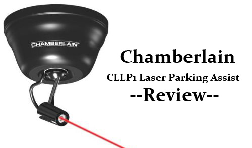 Chamberlain CLLP1 Laser Parking Assist Review