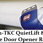 Genie 2042-TKC QuietLift 800 1/2 HP Garage Door Opener Review