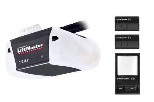 how to manually close a liftmaster garage door