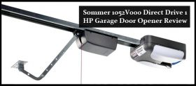 direct drive garage door openerDecko 24300 34 HP Garage Door Opener Review